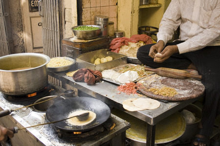 paratha: Ingredients for paratha