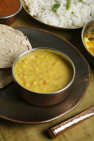 tangy: Gujarati Tuvar Dal - is a tangy and sweet dish of Gujarat