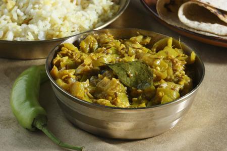 ka: Mirch Ka Salan Spicy chillies in tamarind curry