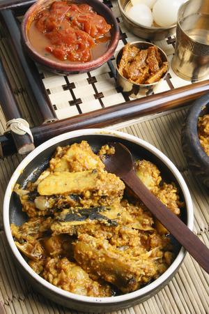 assam: Assam Muri ghonto - An Assamese Food