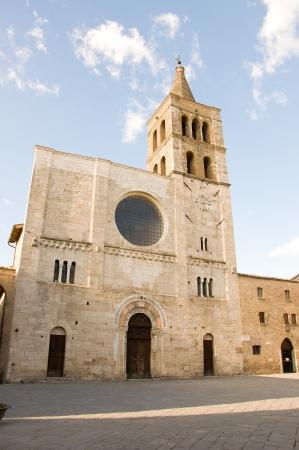 bevagna: Church of Bevagna Stock Photo