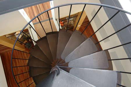 Spiral Stairway Stock Photo - 244518