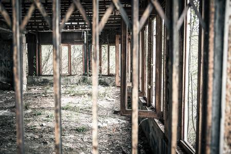 degradation: Decay - Decay Stock Photo