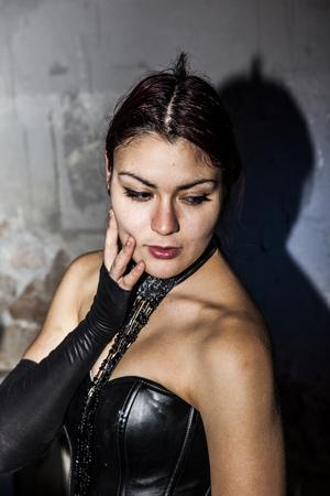 senator: cosplay princess Padme Amidala Editorial