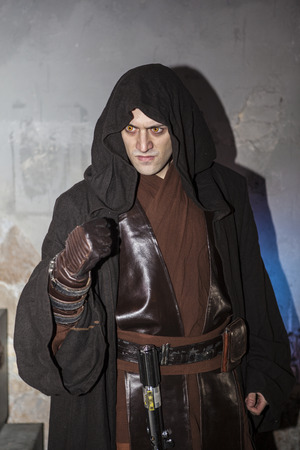 recently: Anakin Skywalker recently switched to the dark side of the Force