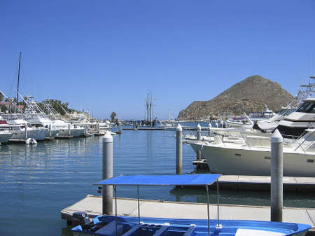 Fishing Boats in Los Cabos