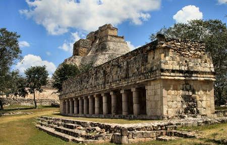 Uxmal Ruins, Yucatan, Mexico