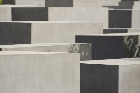 Memorial to the Murdered Jews, in Berlin