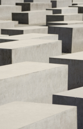 Memorial to the Murdered Jews of Europe, in Berlin