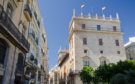 Palace of the Generalitat, Headquarters of the Valencian Government