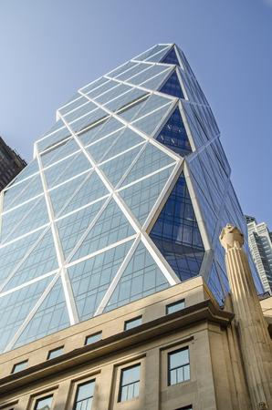 Glass Architecture in Manhattan