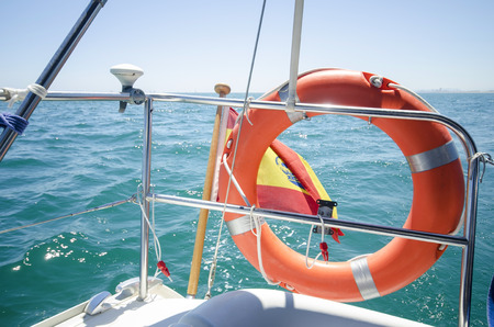 Live-Saver in a Sailing Ship