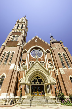 Catholic Cathedral in Dallas, Texas