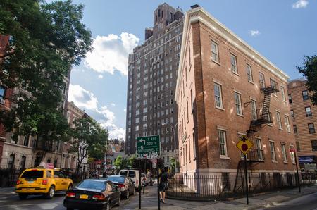 Historical Northern Dispensary in Manhattan