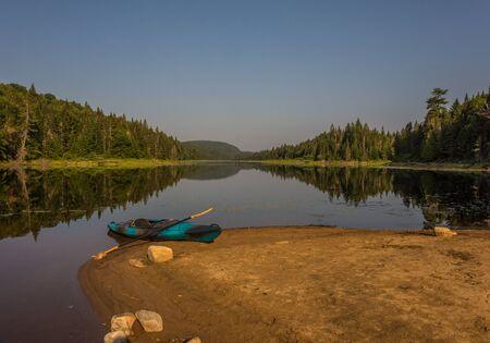 Day 2 of my kayak camping trip