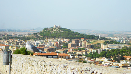 overview: Overview of Cagliari Sardinia