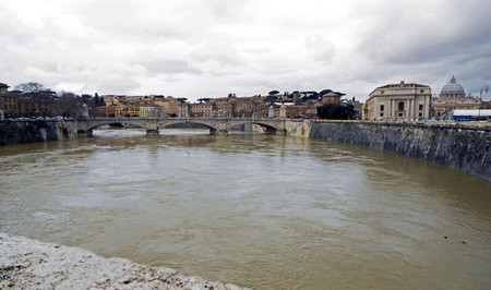 tiber: The River Tiber