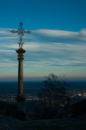 rood: sacromonte of Varese Lombardy Italy