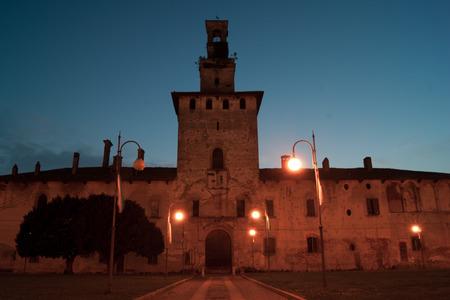medioeval: cusago castle