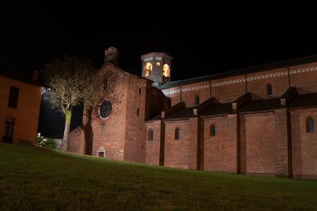 rood: Morimondo Abbey