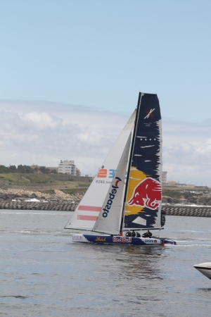 Extreme Sailing Series, Act 4, 5 of July 2012, Porto, Portugal