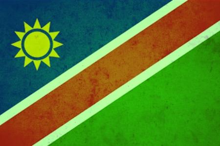 namibia: namibia vintage Stock Photo