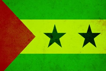 tomo: Sao Tome principe d'epoca bandiera