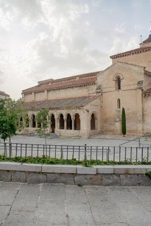 millan: Church of San Millan Segovia, Spain