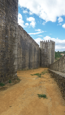 fortify: Portugal, Guarda District, Beira Interior, Sabugal Medieval castle