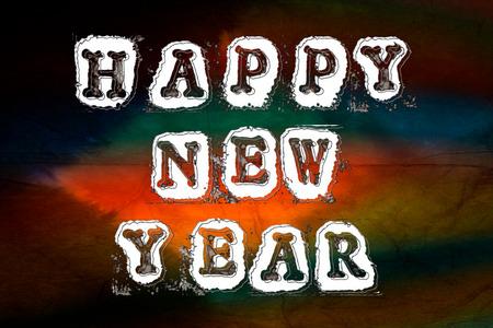 Happy new year background form 2019 entry Foto de archivo - 117135613