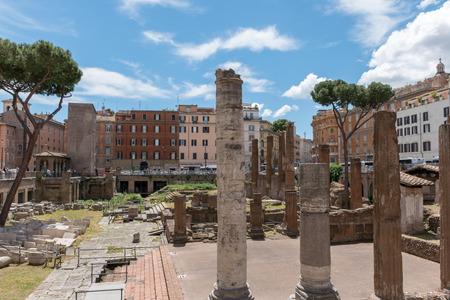 Torre Argentina - Rome (Italy) - 1