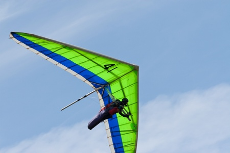 gliding: Hanglider Editorial