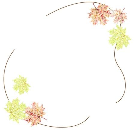 Herbst Grußkarten