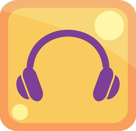 earphone: icon earphone