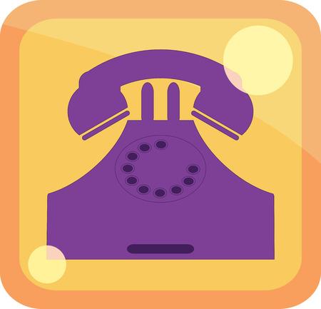 icon telephone