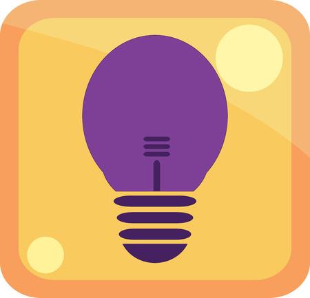 icon bulb