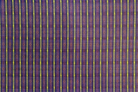 Thai silk fabric pattern texture Stock Photo