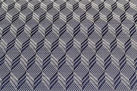 trapezoid: Closeup nylon fabric pattern