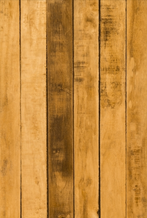 Closeup texture and pattern of wood plank photo