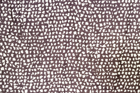 backdop: Closeup detail of brown seamless farbric pattern background Stock Photo