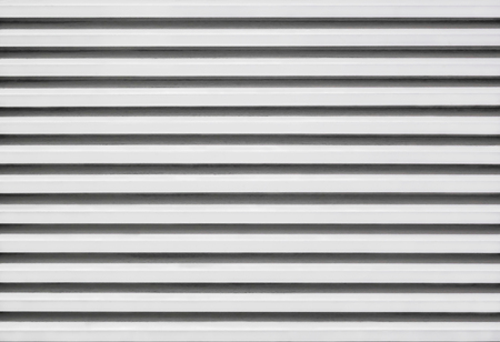 Pattern in horizontal of aluminium zinc louver