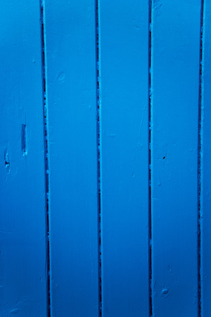 cobalt: Painted Wooden Wall Cobalt Background Stock Photo