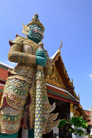 Titan in Thailand photo
