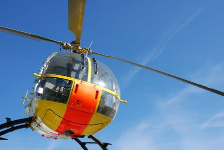 airfoil: rescue helicopter