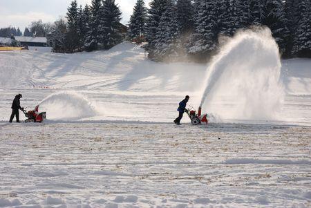 snowblower