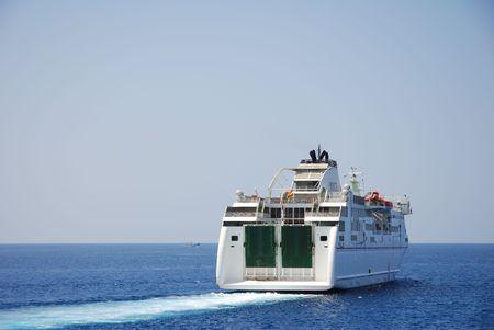 ferryboat: ferry boat