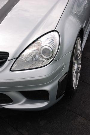 german luxury car
