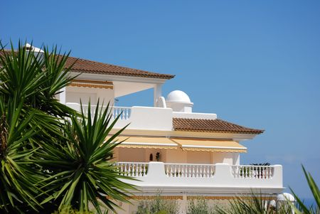 luxury tropical homer
