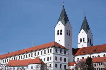 freising: freising cathedral