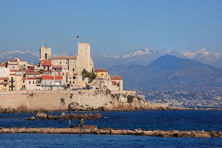 Antibes, French Riviera Stock Photo - 3039413
